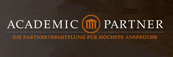 AcademicPartner Test Partnervermittlung Logo