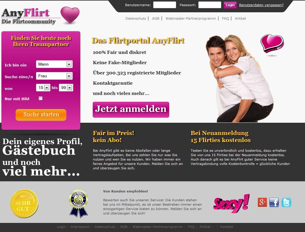 Flirtportale kostenlos vergleich