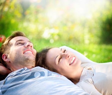 Online Dating Paare