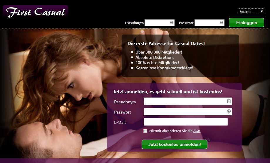 Kostenlose casual dating portale