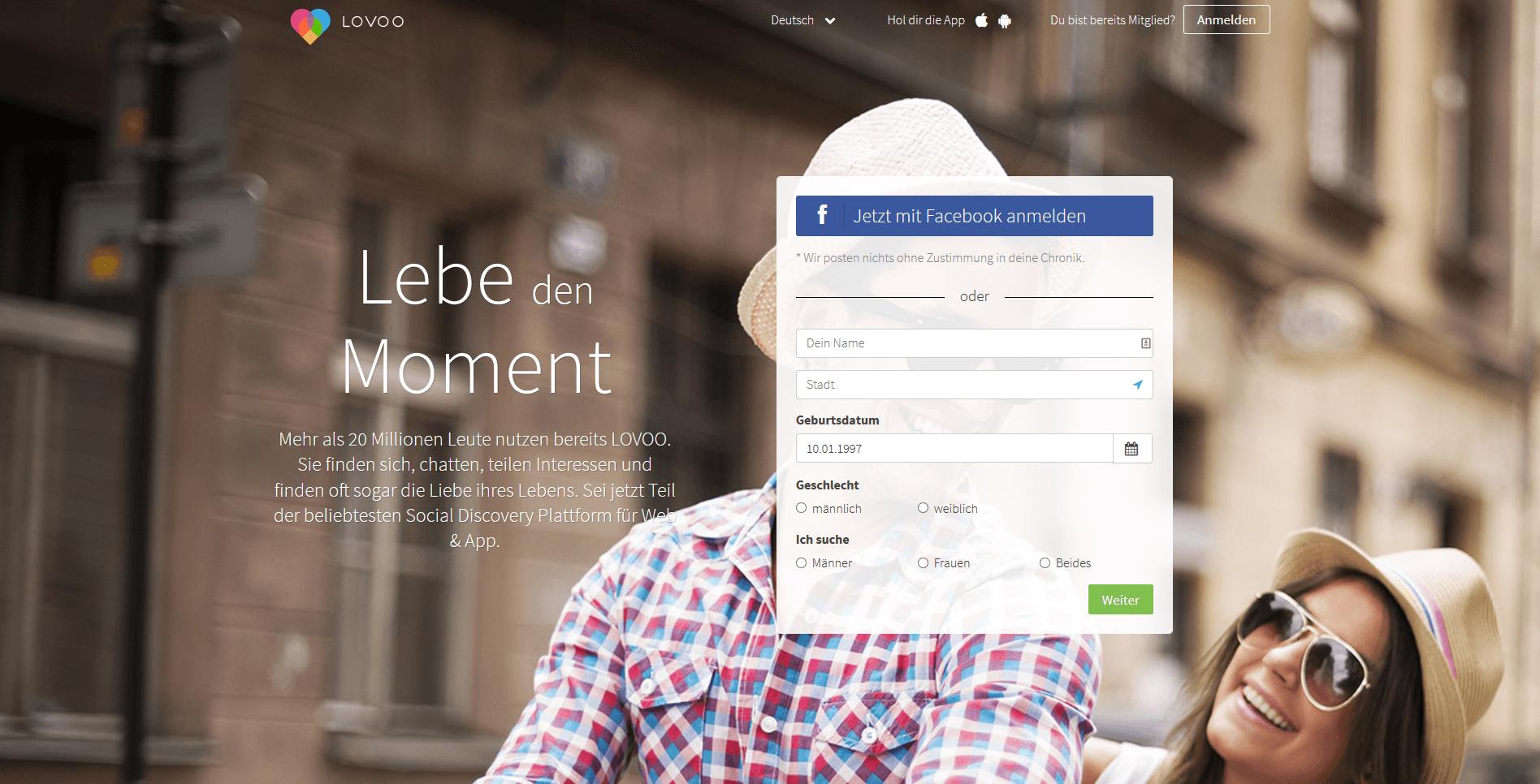 lovoo app kostenlos Siegen