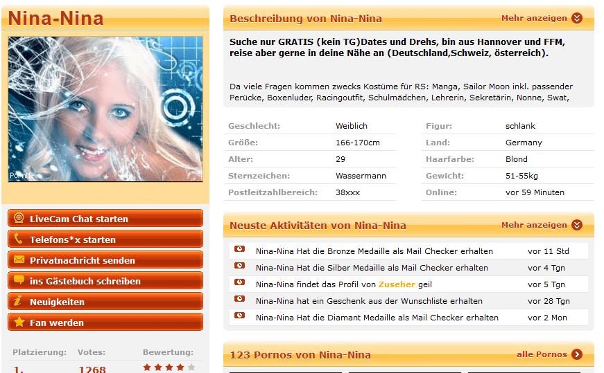 pornme test